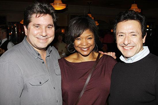 The Lion King Celebrates 5000 perfs – Jeff Lee – Bonita J. Hamilton – Enrique Segura