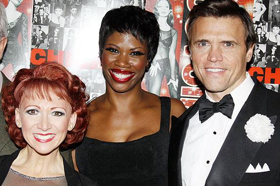 Chicago 13th Anniversary – Bonnie Langford – Deidre Goodwin – Brent Barrett
