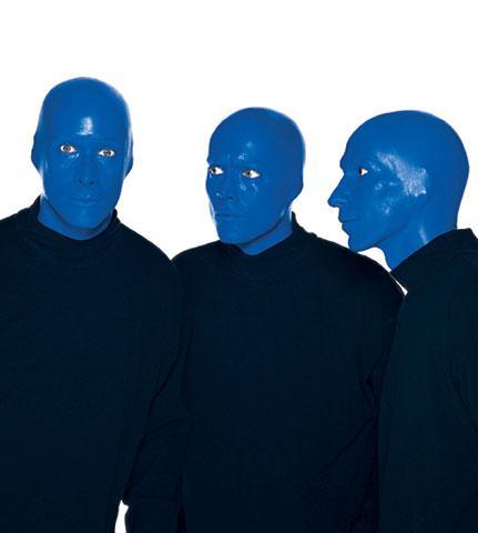 Blue Man Group - Show Photos - cast 2
