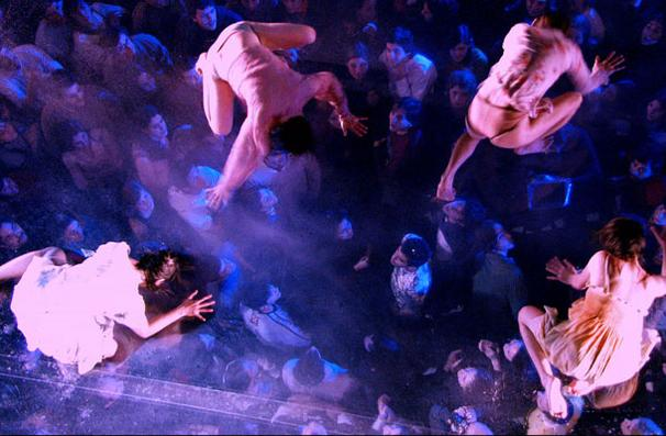Fuerzabruta - Show Photos - cast 3
