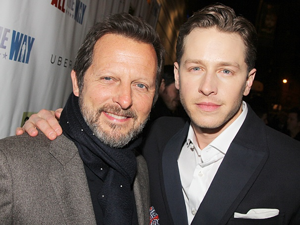 All The Way - Opening - OP - 3/14 - Rob Ashford - Josh Dallas