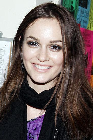 Leighton Meester at Rock of Ages - Leighton Meester