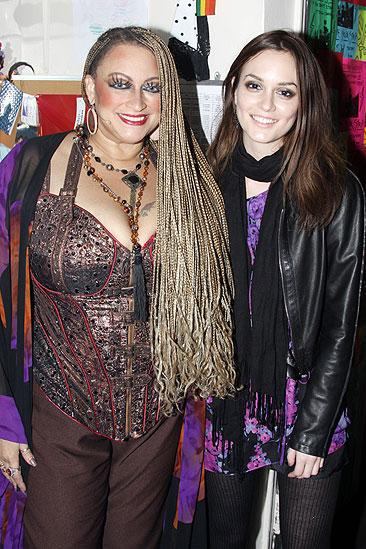 Leighton Meester at Rock of Ages - Leighton Meester - Michele Mais