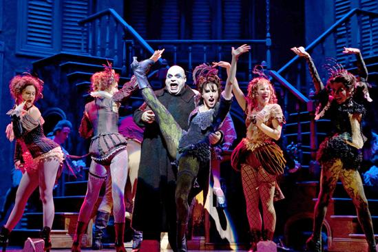 The Addams Family - Show Photos - Kevin Chamberlin - cast