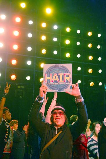 Hair Vinyl Release – James Rado