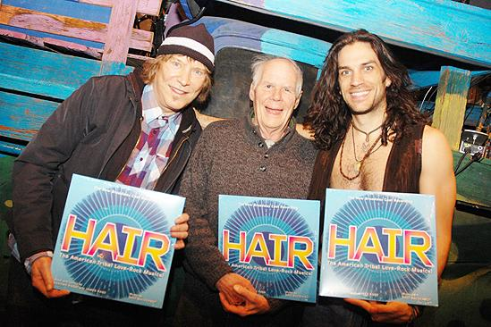Hair Vinyl Release – James Rado – Galt MacDermot – Will Swenson