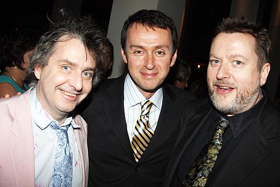 Addams Family Chicago opening – Phelim McDermott – Andrew Lippa – Julian Crouch