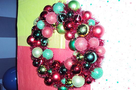 Seasonal Snapshots at Memphis 2009 – wreath