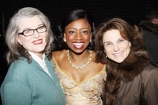 Mark Sanchez at Memphis - Cass Morgan - Montego Glover - Tovah Feldshuh