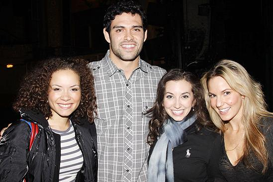 Mark Sanchez at Memphis - Sydney Morton - Mark Sanchez - Hillary Elk - Katie Webber
