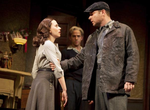 A View from the Bridge - Show Photos - Scarlett Johansson - Liev Schreiber