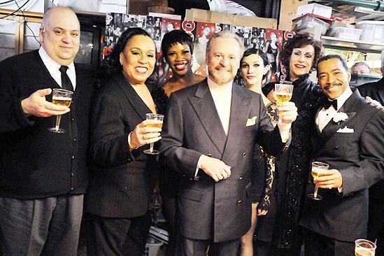 Chicago Sixth Longest Running Show – Barry Weissler – cast