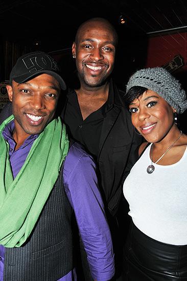 Memphis 100th Performance - Tyrone Jackson - John Eric Parker - Tracee Beazer