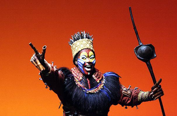 Lion King - London Show Photos - Brown Lindiwe Mkhize (2)