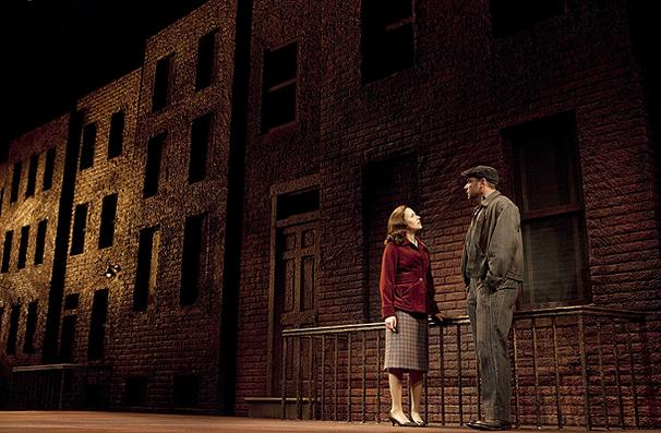 A View from the Bridge - Show Photos - Scarlett Johansson - Liev Schreiber (3)