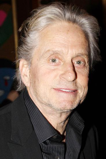 Fela! Actor&#39;s Fund performance - Michael Douglas