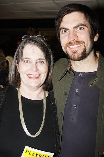Venus in Fur opening – Wes Bentley – mom Cherie