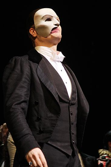 Phantom Turns 22  John Cudia (curtain call)