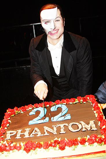 Phantom Turns 22 – John Cudia