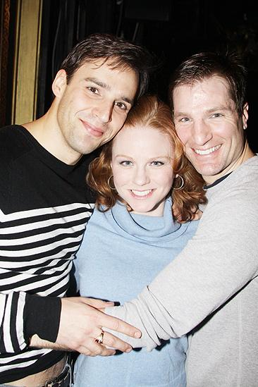 Phantom Turns 22 – Ryan Silverman – Jennifer Hope Wills – John Cudia (portrait)