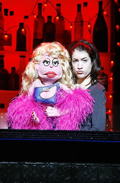Avenue Q - Off-bway show photos - Sarah Stiles (lucy)