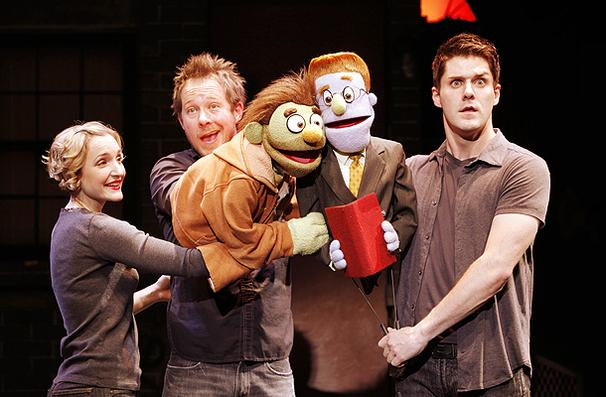 Avenue Q - Off-bway show photos - Maggie Lakis - Cullen R. Titmas - Seth Rettberg 