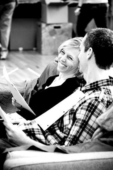 Next Fall Rehearsal - Maddie Corman - Patrick Breen done