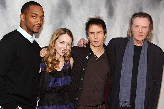 A Behanding in Spokane meet and greet – Anthony Mackie – Zoe Kazan – Sam Rockwell – Christopher Walken