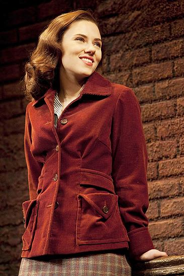 A View from the Bridge - show photos - Scarlett Johansson