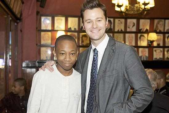 Make a Wish Foundation at West Side Story - Elijah - Matthew Hydzik