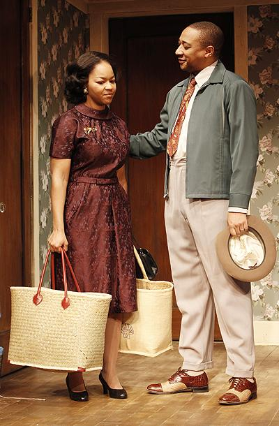Show Photos - Clybourne Park - Crystal A. Dickinson - Damon Gupton