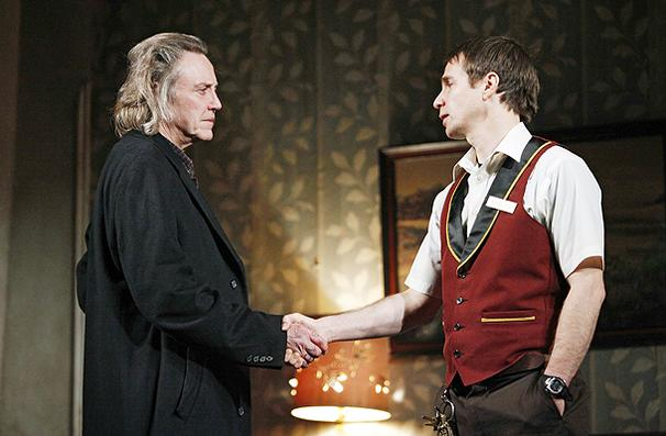 Show Photos - A Behanding in Spokane - Christopher Walken - Sam Rockwell