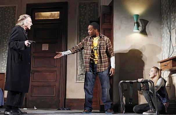 Show Photos - A Behanding in Spokane - Christopher Walken - Anthony Mackie - Zoe Kazan