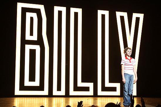 Billy Elliot Actor's Fund Performance - Michael Dameski