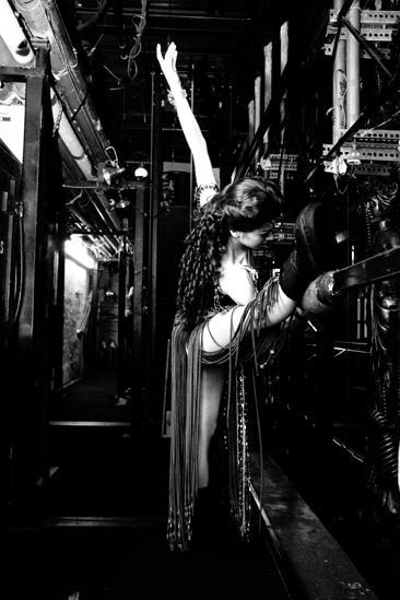 Day in the Life of Phantom of the Opera – Kara Klein