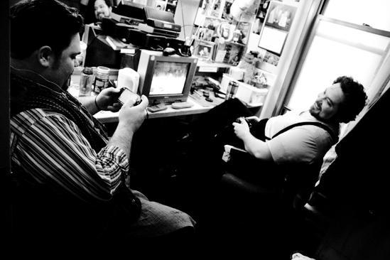 Day in the Life of Phantom of the Opera – Chris Bohannon – Evan Harrington
