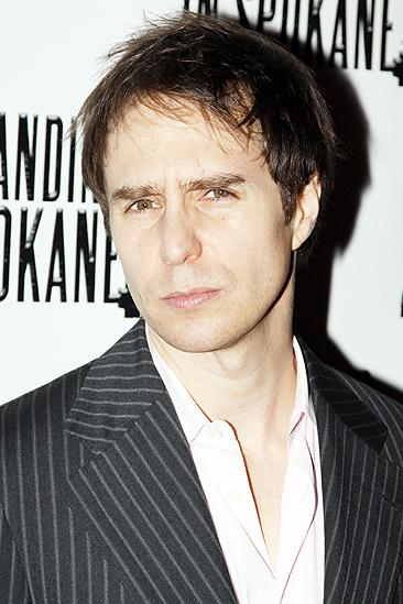 Behanding in Spokane Opening Night – Sam Rockwell