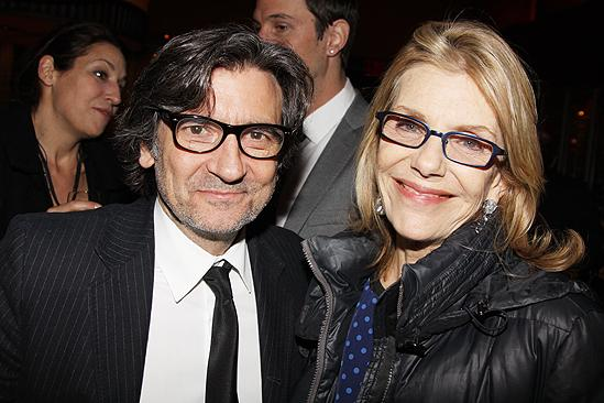 Behanding in Spokane Opening Night – Griffin Dunne – Jill Clayburgh