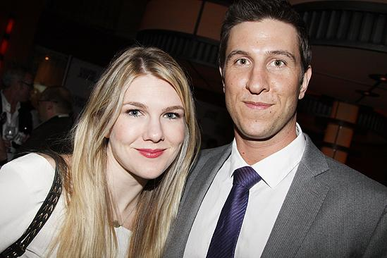 Behanding in Spokane Opening Night – Lily Rabe – Pablo Schreiber