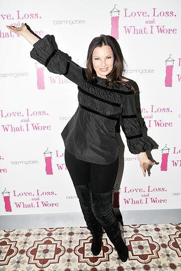 March 2010 Love, Loss cast  Fran Drescher full-length