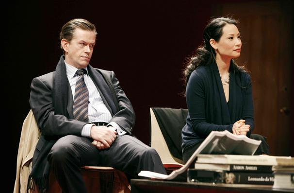 Show Photos - God of Carnage - third cast - Dylan Baker - Lucy Liu