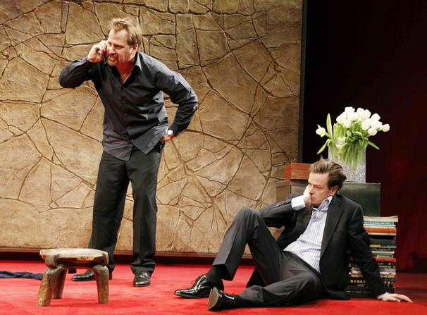 Show Photos - God of Carnage - third cast - Jeff Daniels - Dylan Baker