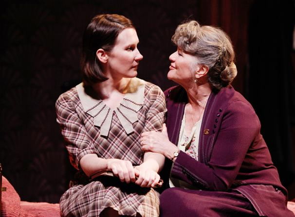 Show Photos - Glass Menagerie - Keira Keeley - Judith Ivey