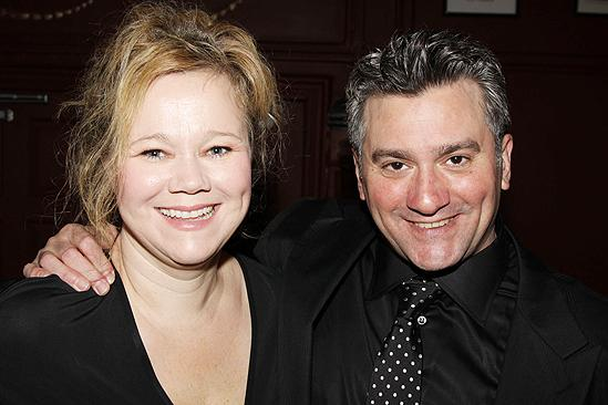 Next Fall Opening Night – Anthony Barille – Caroline Rhea