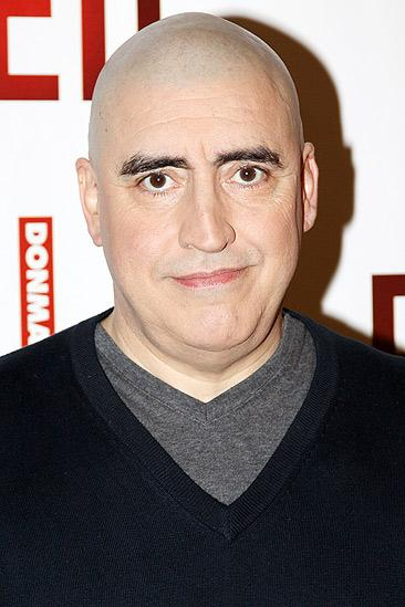 Red meet and greet  Alfred Molina