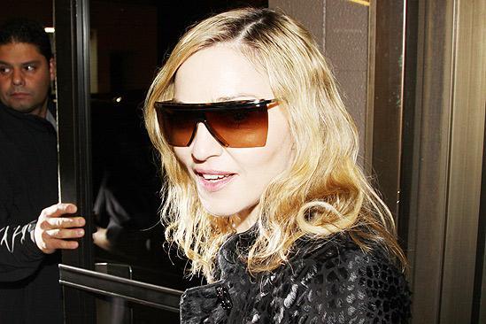 Madonna at Fela – Madonna