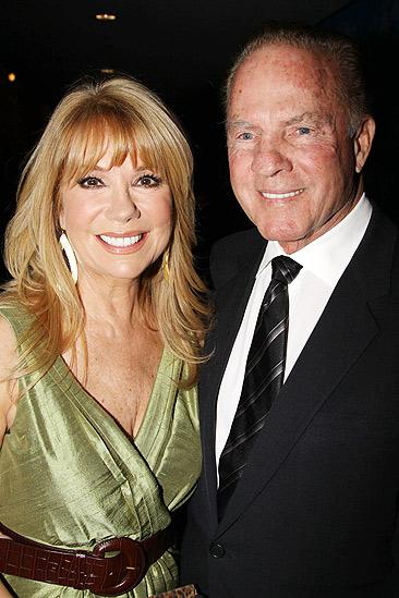 Come Fly Away opening – Kathie Lee Gifford – Frank Gifford