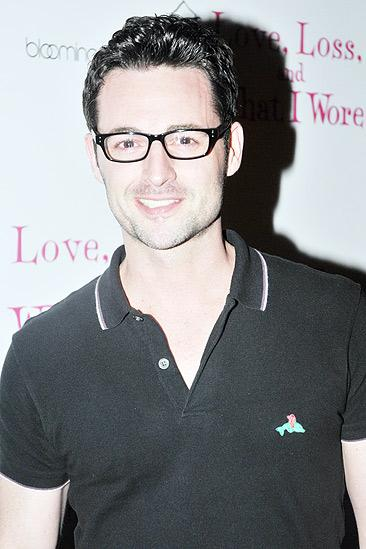 April 2010 Cast of Love, Loss – Max von Essen