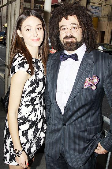 Red opening  Emmy Rossum  Adam Duritz