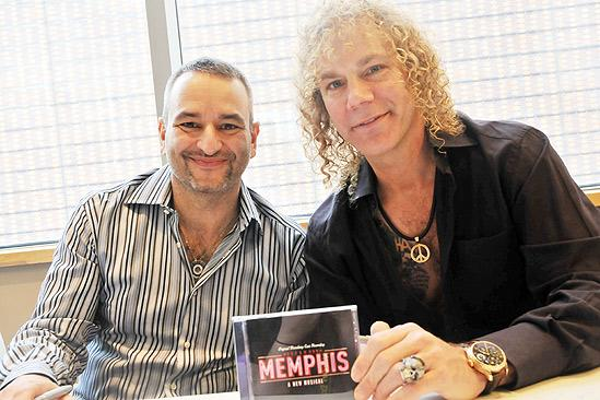 Memphis CD Signing – Joe DiPietro – David Bryan